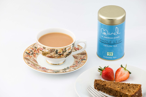 Luxury Evening Tea From St. Andrews Tea Estate