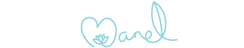 Manel Tea Co. Logo